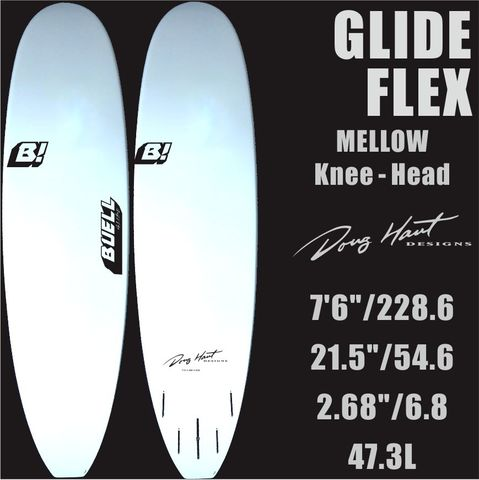 B! Glide Flex 7.6