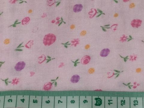 ピンクポップ小花