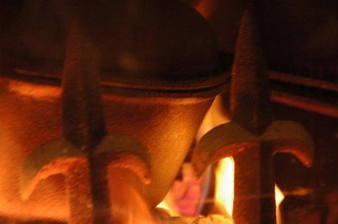 炉内料理の体験