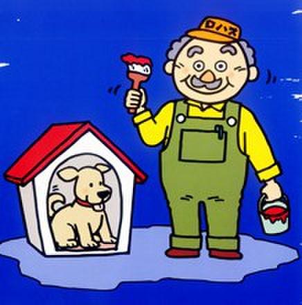屋内外用の木部に、色あせや、剥離を最小に抑える自然塗料 ロハスコート1L