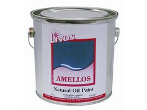 リボス アメロス 屋内外木部用。五分ツヤ塗り潰し。 No. 674 2.5ℓ