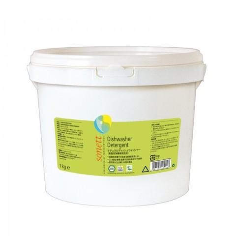 環境を汚さない ナチュラルディシュウォッシャー食洗器用洗剤(粉末)1kg ソネット