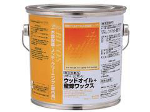 ビボス 植物オイル+蜜蝋ワックス No.375  0.75ℓ