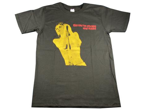 イギーアンドザストゥージズ RAW POWER Tシャツ