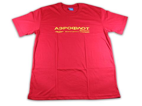 アエロフロート・ロシア航空 Aeroflot Russian Airlines Tシャツ