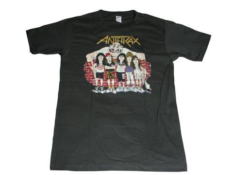 アンスラックス Anthrax ロックTシャツ スラッシュメタル