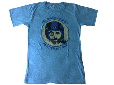 オールドスタイル・モーターサイクルTシャツ・カフェレーサー・クラブマン The Distinguished Gentleman's Ride
