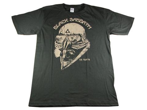 ブラックサバス BLACK SABBATH US TOUR Tシャツ