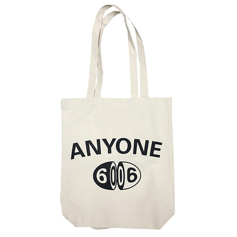 ANYONE × FACE OKA Collaboration Tote Bag