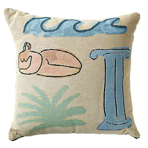 "bfgf - ""Wave"" Pillow"