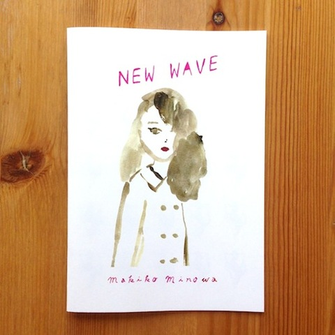 『NEW WAVE』- Makiko Minowa