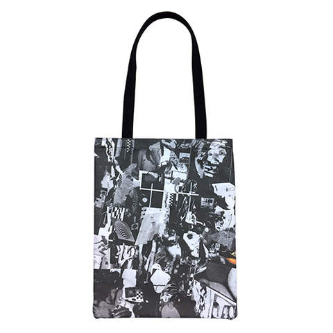 "Vinnie Smith × Jen Shear ""1-800 WHO OOPS"" Tote bag"