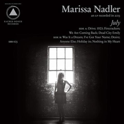 """Marissa Nadler """"July"""" - LP"""