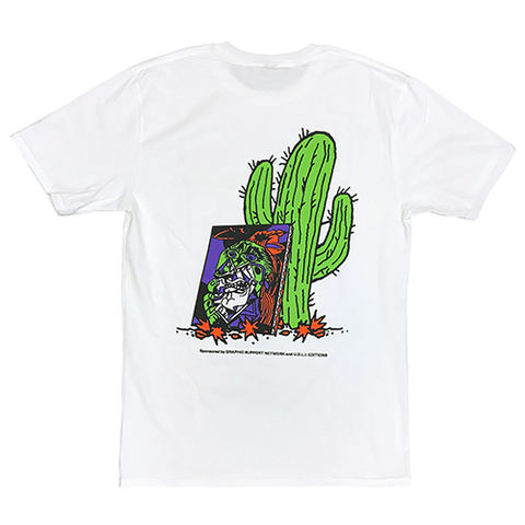 """South of the Border Art Fair"" Tshirt by B.Thom Stevenson & Jason Wright"