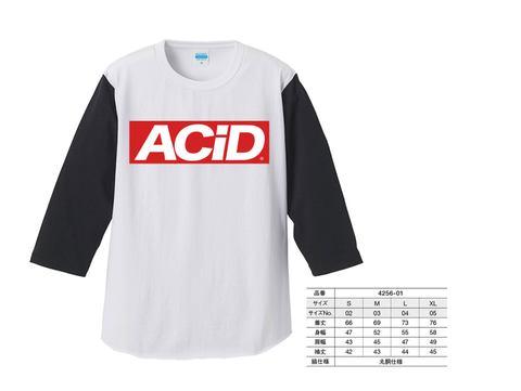 ACiD 長袖Tシャツ