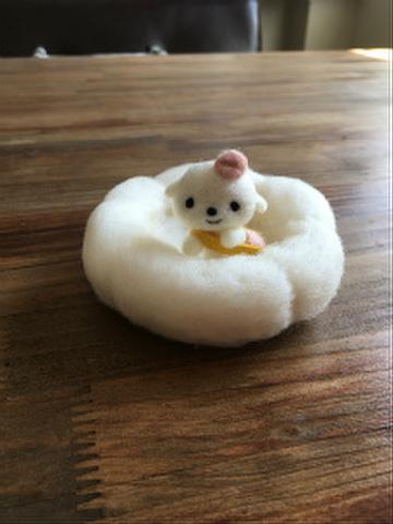 ちこちゃん青空タクシー(ピンク帽子)
