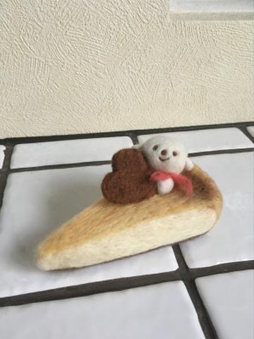 まるチーズケーキ
