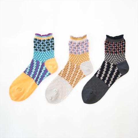 オトナ靴下   レモネードの泡と雨の音 / coq