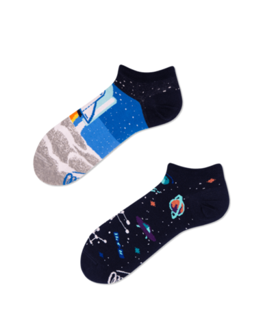Mens&Ladys スニーカーsocks   SPACE TRIP / manymorning