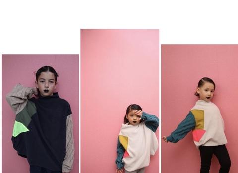 (コドモ)〜(オトナ)neonフリーストップス/geewiz