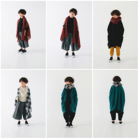 (オトナ〜コドモ)ストール/nunuforme