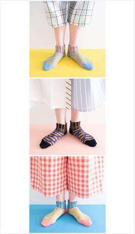オトナ靴下  蔦と凪の夢 / COQ