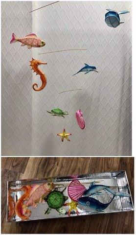 モビール poissons(魚座)  /putitpan