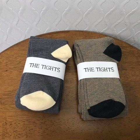 MUJIタイツ /Monde the socks