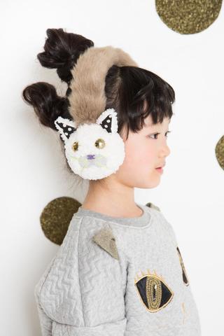 kids〜adult にゃんこイヤ-マフ / Unica