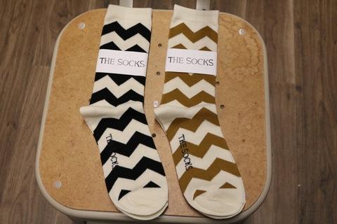 ZIGZAG / Monde the socks