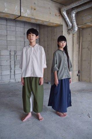 (コドモ) (オトナ)ワイドシャツ/swoon
