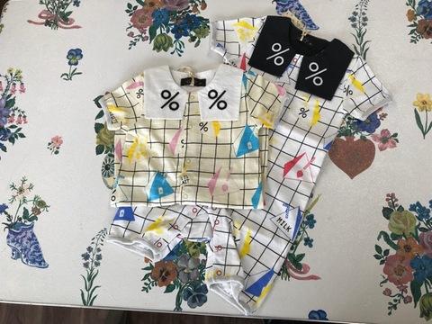 baby 三角パックロンパース/unica
