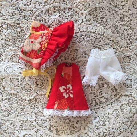 ◆に◆* PF服 文化人形ちゃん *◆
