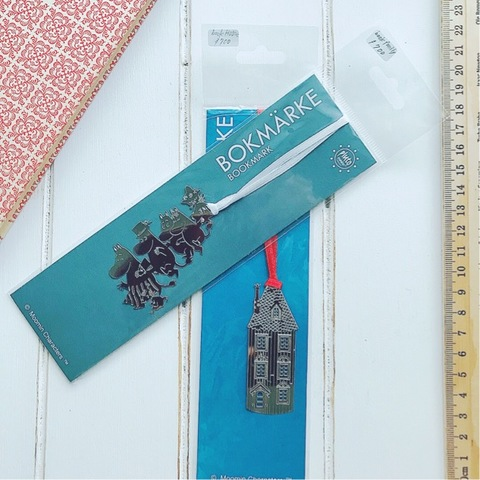ムーミンbookmark(family)