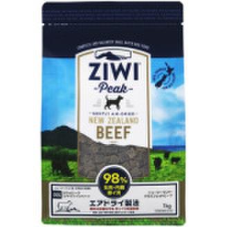 ZiwiPeak(ジウィピーク)エアドライ・ドッグフード ニュージーランド グラスフェッドビーフ 1kg