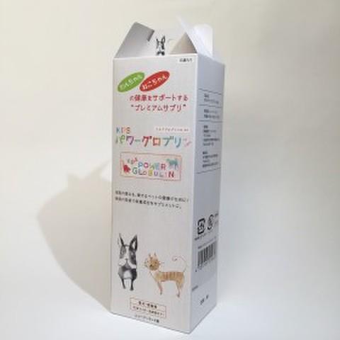 愛犬・愛猫用プレミアムサプリメントKPS パワーグロブリン 150g
