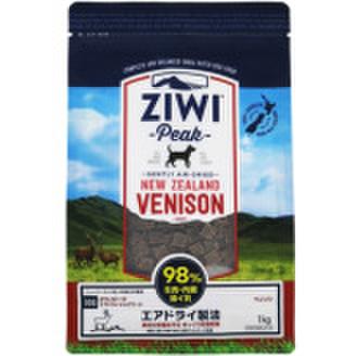 ZiwiPeak(ジウィピーク)エアドライ・ドッグフード ベニソン 2.5kg