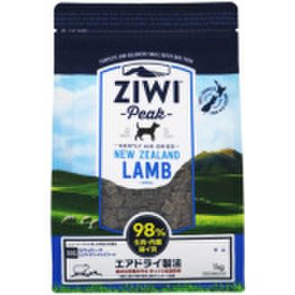 ZiwiPeak(ジウィピーク)エアドライ・ドッグフード ラム 4kg