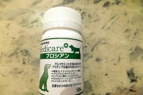 ☆お徳用Medicare プロシアン120粒入り  3本