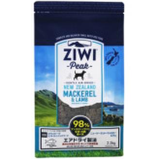 ZiwiPeak(ジウィピーク)エアドライ・ドッグフード ニュージーランド マッカロー&ラム 2.5kg