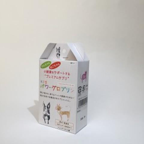 愛犬・愛猫用プレミアムサプリメントKPS パワーグロブリン 50g