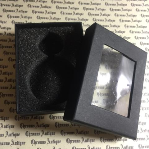 【懐中時計ご購入の方限定】プレゼントボックス