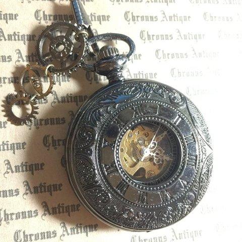 916.手巻き式懐中時計