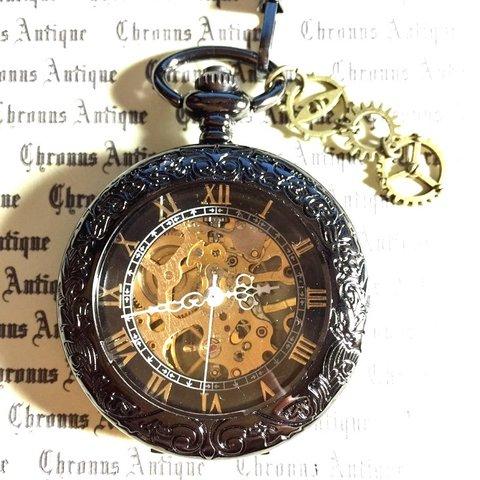 921.手巻き式懐中時計