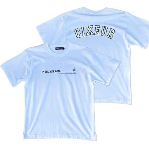 IN DA MIRROR T-shirts white