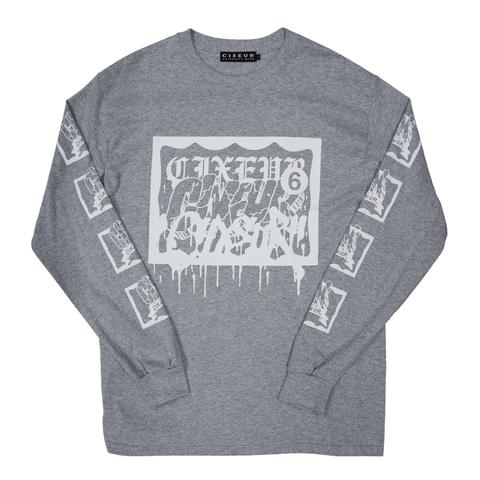 ESPY × CIXEUR Longsleeve T gray