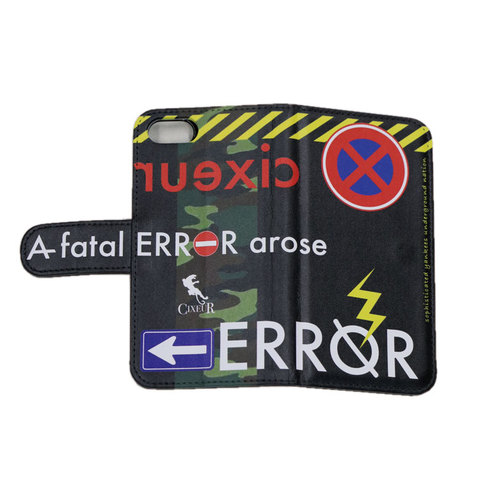 "IPHONE CASE ""ERROR"""