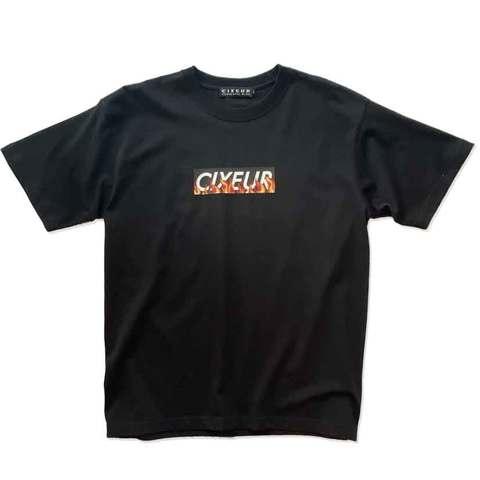 """BOX LOGO"" T-shirts black"