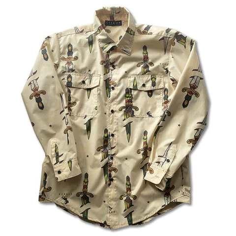 Dagger shirts