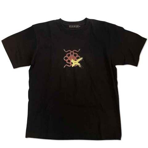 """Micrurus"" T-shirts black"